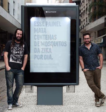 Augusto Correia e Bob Ferraz