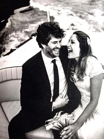 Álvaro e Mariana: casamento no Lago de Como