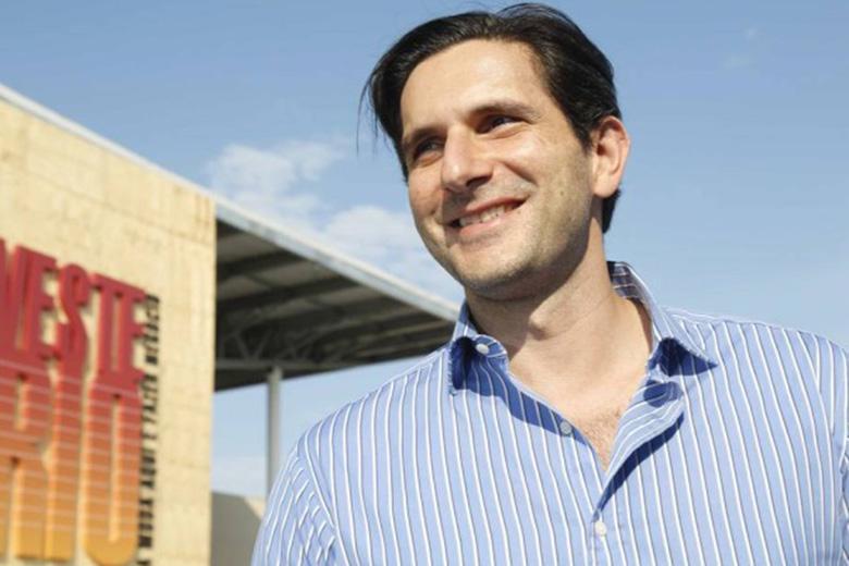 Frederic Kachar diretor geral de mídia impressa do Grupo Globo (Foto Ana Branco - Agência O Globo)
