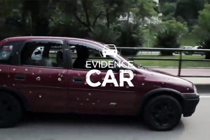"""Evidence Car"", da CasaDigital para Dughettu."