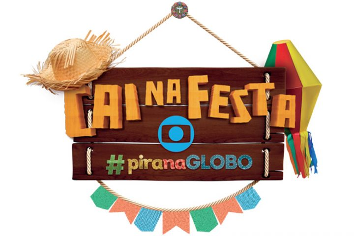 """Cai na Festa"", da Rede Globo"