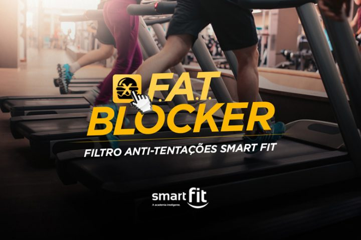 F.A.T. Blocker, da Mullen Lowe para Smartfit