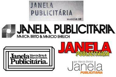 Logos da Janela ao longo do tempo
