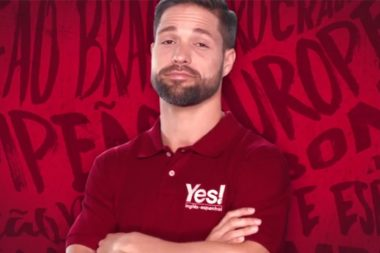 Diego Ribas para Yes!, pela X-Tudo